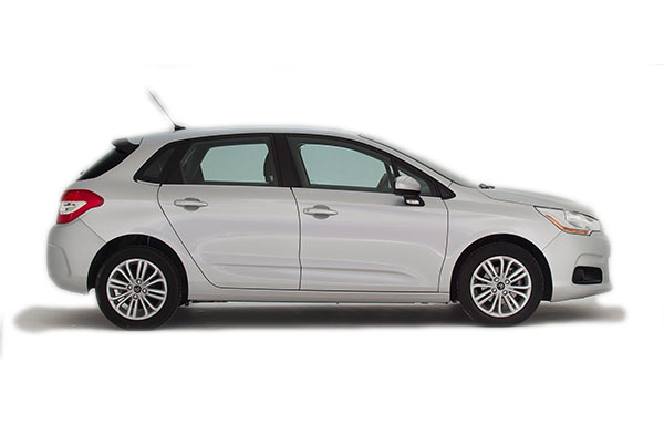 Citroen C4 F BlueHDi 100 Exclusive