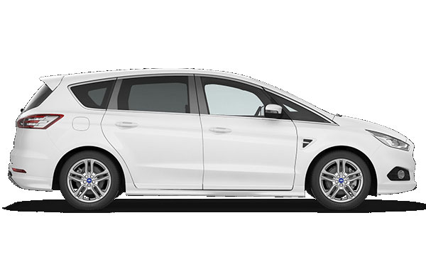 Ford S-Max 2.0 TDCi 150PS AT FWD