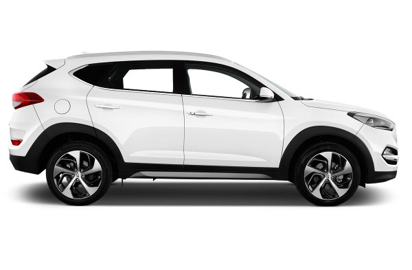 Hyundai Tucson 2WD 1.6 T-GDI 130Kw Automatinė Style + Safety Pack