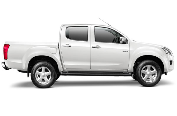Isuzu Double cab LSX 6AT