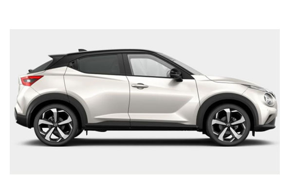 Nissan Juke 117 CVT N-CONNECTA