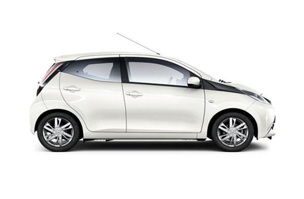 Toyota Aygo 1.0 VVT-i MMT x-cite