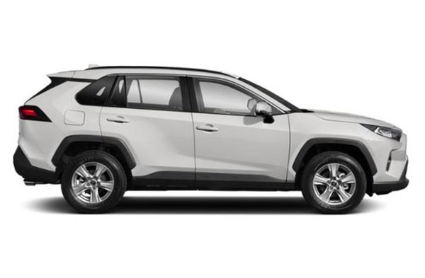 Toyota RAV4 2.0 CVT 4WD Luxury Fleet