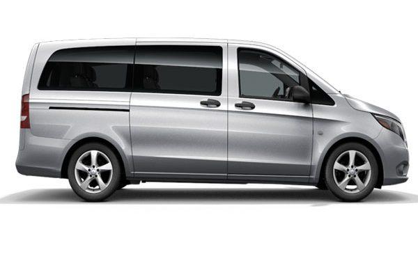 Mercedes-Benz Vito 116CDI /Select/ L, 2+3+3